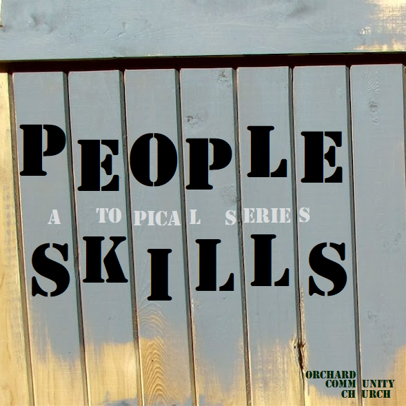 People Skills – Week 1